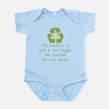 Tree-hugger baby - Infant Bodysuit