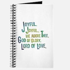 Joyful Joyful Journal