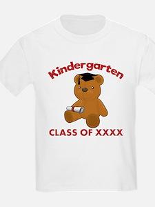 Class of XXXX Teddy T-Shirt