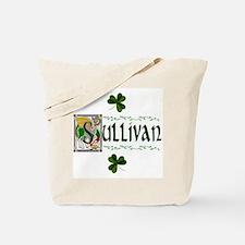 Sullivan Celtic Dragon Tote Bag