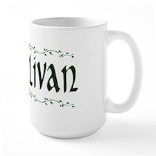 Sullivan Celtic Dragon Mug