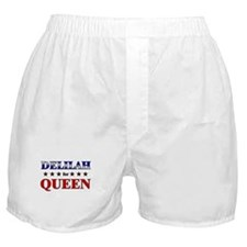 DELILAH for queen Boxer Shorts