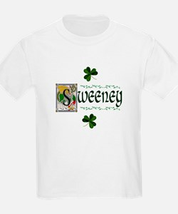 Sweeney Celtic Dragon Kids T-Shirt