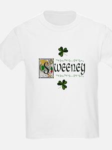 Sweeney Celtic Dragon Kids T-Shirt