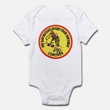 Coroner Infant Bodysuit
