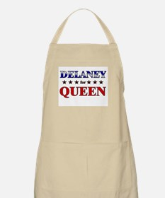 DELANEY for queen BBQ Apron