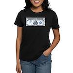 Injun Money Women's Dark T-Shirt