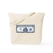 Injun Money Tote Bag