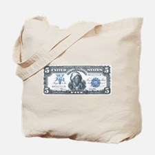Injun Money Tote Bag
