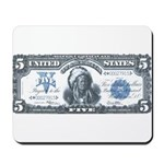 Injun Money Mousepad