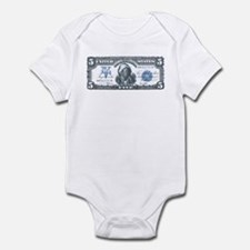 Injun Money Infant Bodysuit