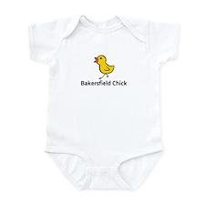 Bakersfield Chick Infant Bodysuit