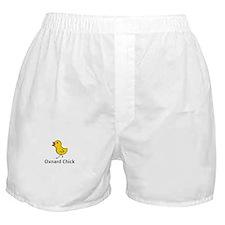 Oxnard Chick Boxer Shorts