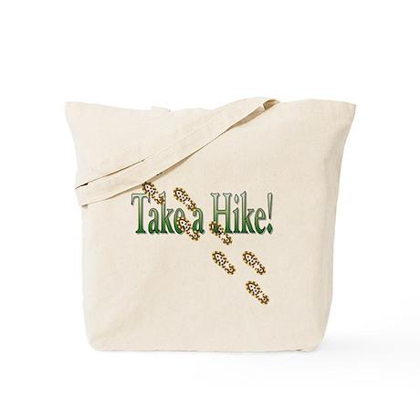 Take a Hike! Tote Bag