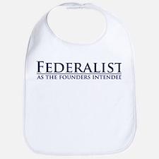 Federalist Bib