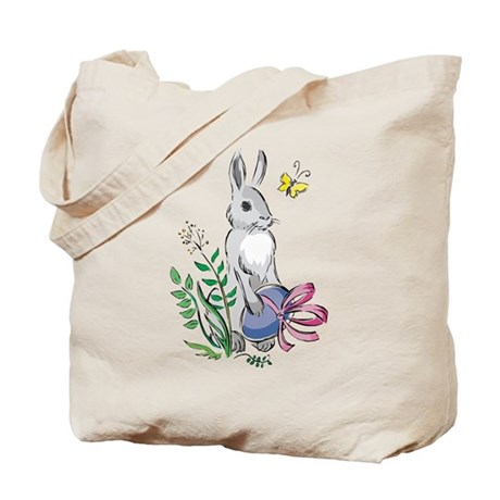Peter Cottontail II Tote Bag