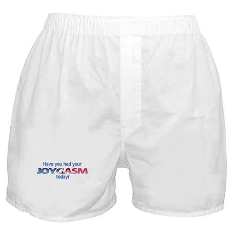 Have You Had Your Joygasm Tod Boxer Shorts