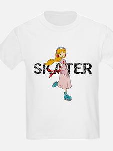 Girl Inline Skater T-Shirt