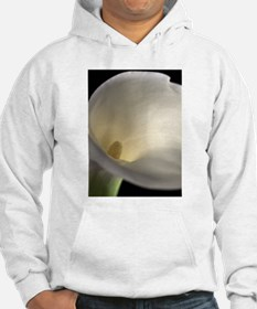 White Calla Lilly 2 Hoodie