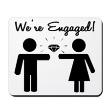 Engagement Mousepad