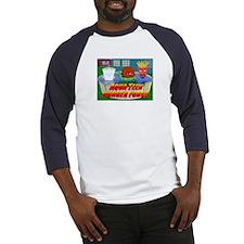 Unique Meatwad Baseball Jersey