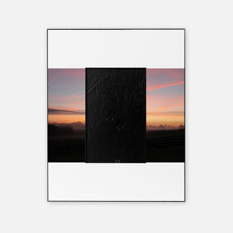 Sunrise Picture Frame