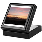 Sunrise Square Keepsake Boxes