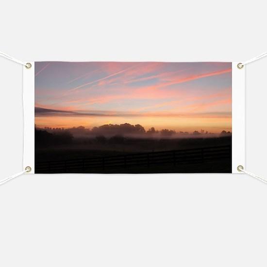 Sunrise Banner