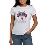 Jennings Family Crest Women's T-Shirt