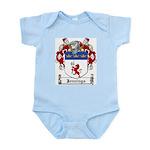 Jennings Family Crest Infant Creeper