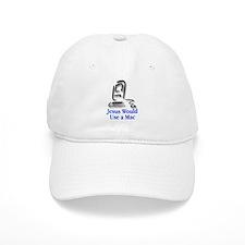 Jesus & Macintosh Baseball Cap