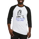 Jesus & Macintosh Baseball Jersey