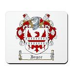 Joyce Family Crest Mousepad