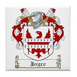 Joyce Family Crest Tile Coaster
