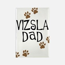 Vizsla Dad Rectangle Magnet