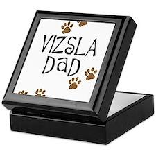Vizsla Dad Keepsake Box