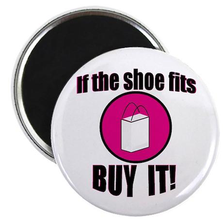 Shoe Fits Magnet