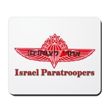 Israel Paratroopers Mousepad