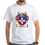 Kinahan Family Crest White T-Shirt