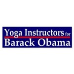 Yoga Instructors for Barack Obama