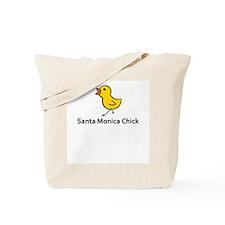 Santa Monica Chick Tote Bag