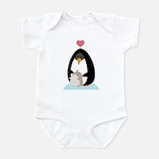 Penguin Love Onesie