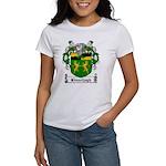Kinsellagh Family Crest Women's T-Shirt