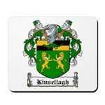 Kinsellagh Family Crest Mousepad