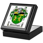 Kinsellagh Family Crest Keepsake Box
