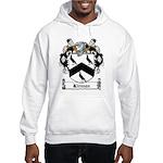Kirwan Family Crest Hooded Sweatshirt