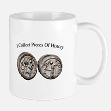 I Collect Pieces of History Mug