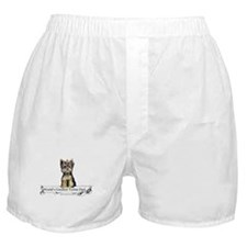 Yorkshire Terrier Dad! Boxer Shorts
