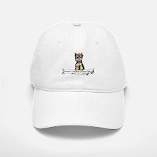 Yorkshire Terrier Dad! Baseball Baseball Cap
