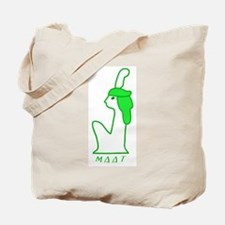 Green Tote Bag
